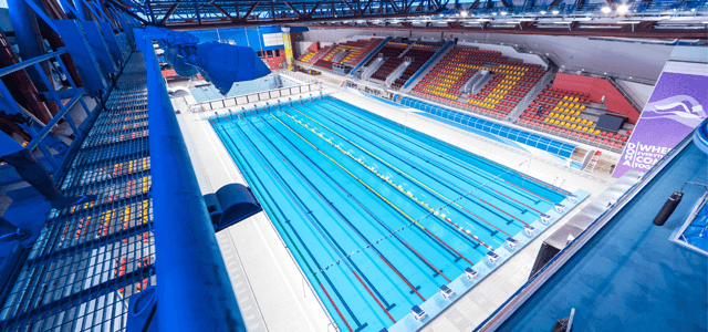 Hamad Aquatic Center