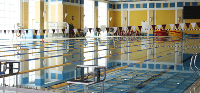 Qatar Foundation Rec Center